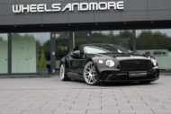2019 Bentley Continental GT Tuning Wheelsandmore 3 190x127 2019 Bentley Continental GT mit Tuning von Wheelsandmore