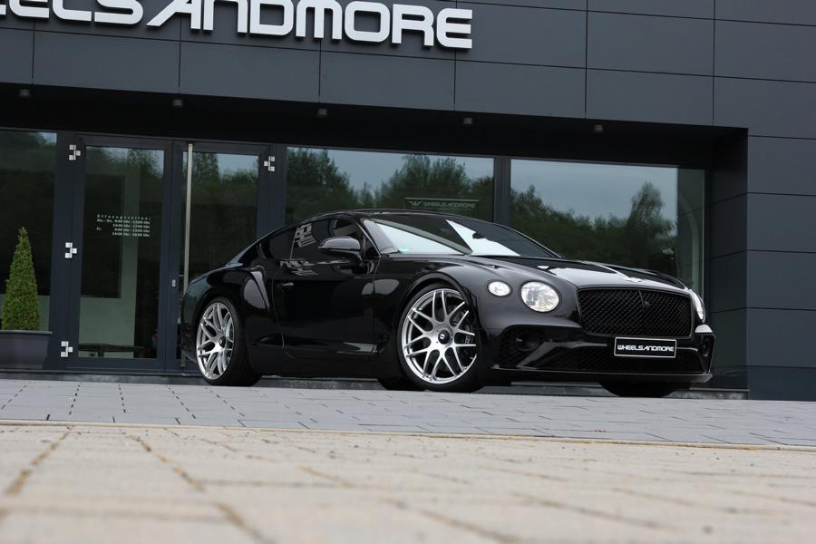2019 Bentley Continental GT Tuning Wheelsandmore 4 2019 Bentley Continental GT mit Tuning von Wheelsandmore