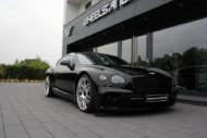 2019 Bentley Continental GT Tuning Wheelsandmore 5 190x127 2019 Bentley Continental GT mit Tuning von Wheelsandmore