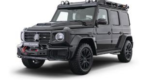 2019 Brabus Adventure Package Mercedes G Klasse Widestar Tuning 2 310x165 2019 Brabus Adventure Package für die Mercedes G Klasse