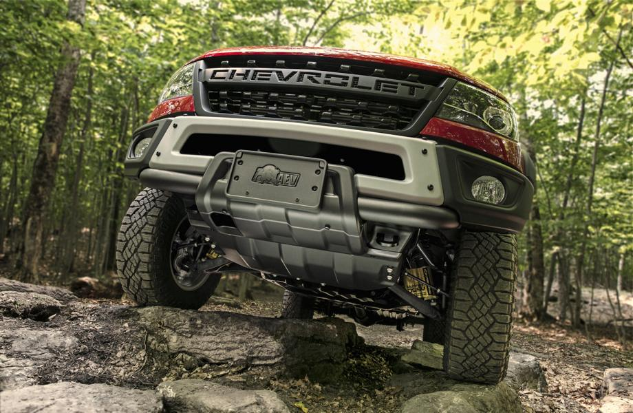 2019 Chevrolet Colorado ZR2 Bison by AEV Tuning 13 Nicht zu Halten: 2019 Chevrolet Colorado ZR2 Bison by AEV