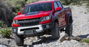 2019 Chevrolet Colorado ZR2 Bison by AEV Tuning 17 310x165 Nicht zu Halten: 2019 Chevrolet Colorado ZR2 Bison by AEV