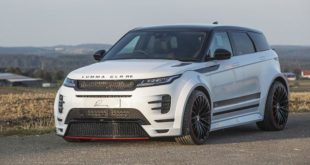 2019 Range Rover Evoque als LUMMA CLR RE Widebody 310x165 Vorschau: 680 PS Widebody LUMMA CLR X7   BMW X7