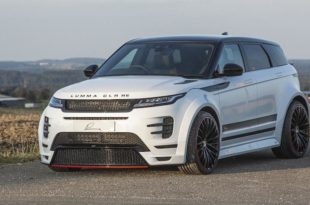 2019 Range Rover Evoque als LUMMA CLR RE Widebody 310x205 2019 Range Rover Evoque als LUMMA CLR RE Widebody