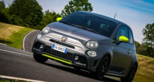 2020 Abarth 595 Pista Tuning Fiat 500 19 310x165 Upgrade   2020 Abarth 595 Pista mit 165 PS & 230 NM
