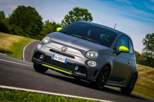 2020 Abarth 595 Pista Tuning Fiat 500 19 310x205 Upgrade   2020 Abarth 595 Pista mit 165 PS & 230 NM