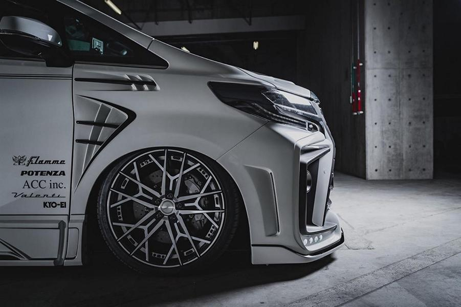 2020 ROWEN International Bodykit Toyota ALPHARD Tuning 14 2020 ROWEN International Bodykit am Toyota ALPHARD