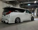 2020 ROWEN International Bodykit Toyota ALPHARD Tuning 22 155x123 2020 ROWEN International Bodykit am Toyota ALPHARD