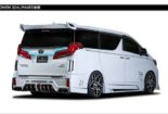 2020 ROWEN International Bodykit Toyota ALPHARD Tuning 3 155x105 2020 ROWEN International Bodykit am Toyota ALPHARD