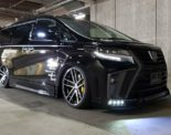 2020 ROWEN International Bodykit Toyota ALPHARD Tuning 6 155x122 2020 ROWEN International Bodykit am Toyota ALPHARD