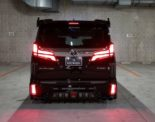 2020 ROWEN International Bodykit Toyota ALPHARD Tuning 8 155x122 2020 ROWEN International Bodykit am Toyota ALPHARD