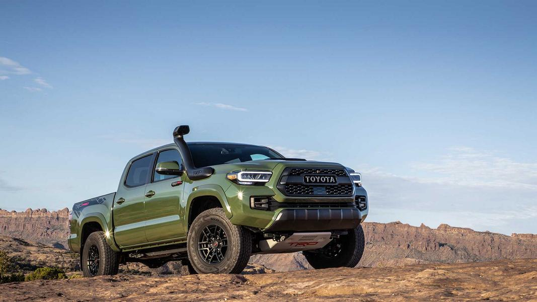 2020 Trd Toyota Tacoma Pickup From 45 080 Us Dollars
