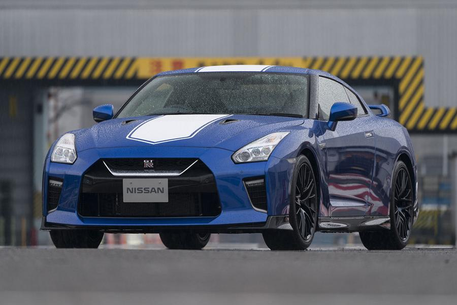 570 PS Nissan GT R 50th Anniversary Edition 2020 Tuning 2 570 PS Nissan GT R 50th Anniversary Edition zum Geburtstag