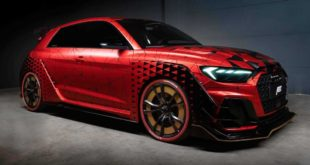 ABT Sportsline Audi A1 1of1 Tuning TT Cup Motor Daniel ABT 1 1 310x165 ABT Sportsline Audi SQ8 mit 510 PS / 970 NM und Bodykit