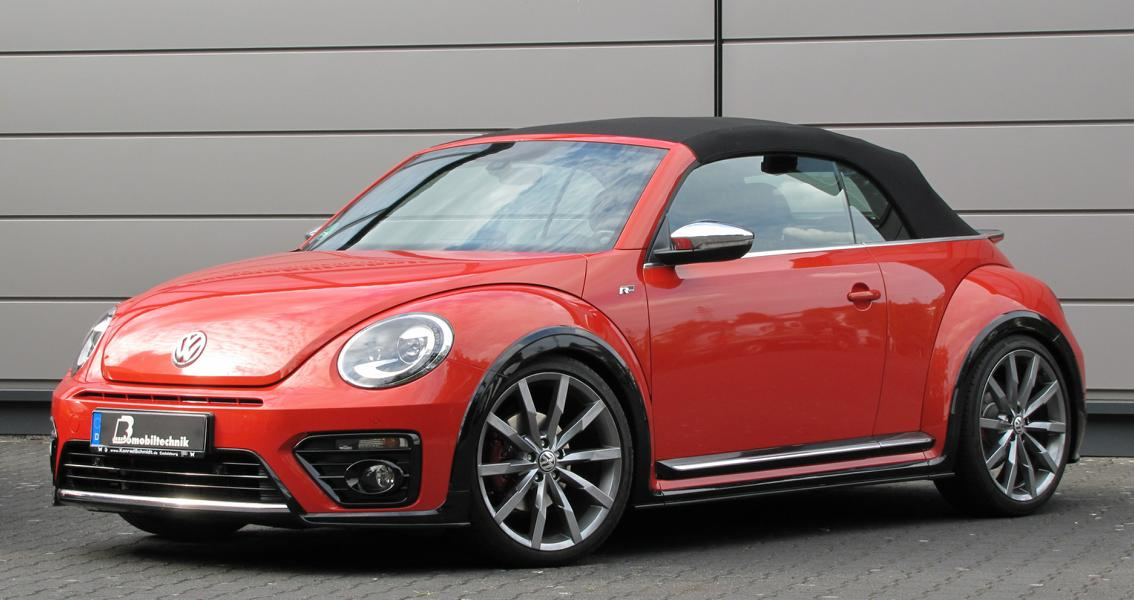 B B Tuning Vw Beetle Convertible With 380 Ps And 20 Zollern