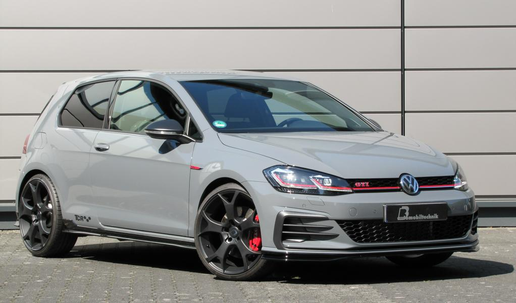 BB VW Golf VII GTI TCR Tuning 2019 3 450 PS im B&B Automobiltechnik VW Golf VII GTI TCR