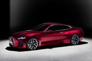 BMW Concept 4 Series Coup%C3%A9 IAA 2019 Tuning M4 2020 2 190x127 Fast perfekt: BMW Concept 4 Series Coupé zur IAA 2019