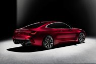 BMW Concept 4 Series Coup%C3%A9 IAA 2019 Tuning M4 2020 6 190x127 Fast perfekt: BMW Concept 4 Series Coupé zur IAA 2019