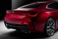 BMW Concept 4 Series Coup%C3%A9 IAA 2019 Tuning M4 2020 8 190x127 Fast perfekt: BMW Concept 4 Series Coupé zur IAA 2019