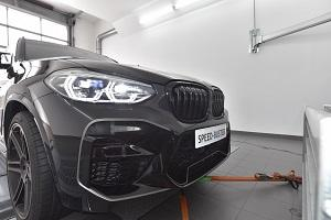 BMW X3M X4M Competition Chiptuning 1 630 PS BMW X3M Competition vom Tuner Speed Buster