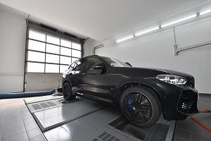BMW X3M X4M Competition Chiptuning 2 630 PS BMW X3M Competition vom Tuner Speed Buster