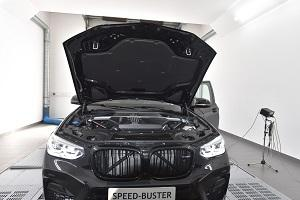 BMW X3M X4M Competition Chiptuning 4 630 PS BMW X3M Competition vom Tuner Speed Buster