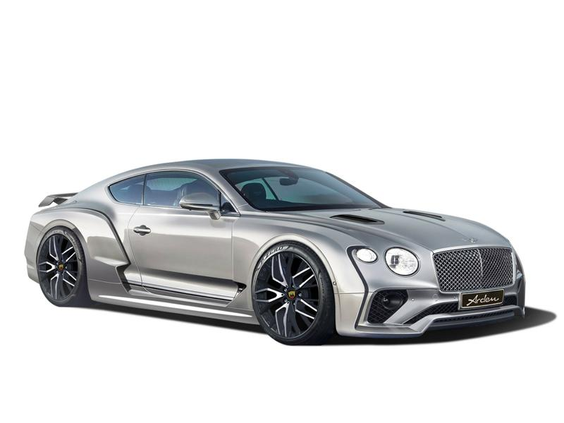 Bentley GT GTC 2019 Arden Bentley AB III Widebody 1 Bentley GT/GTC   2019 Arden Bentley AB III Widebody
