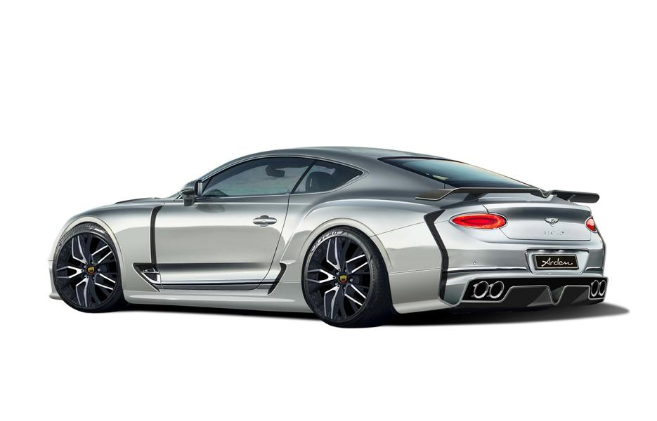Bentley GT GTC 2019 Arden Bentley AB III Widebody 2 Bentley GT/GTC   2019 Arden Bentley AB III Widebody