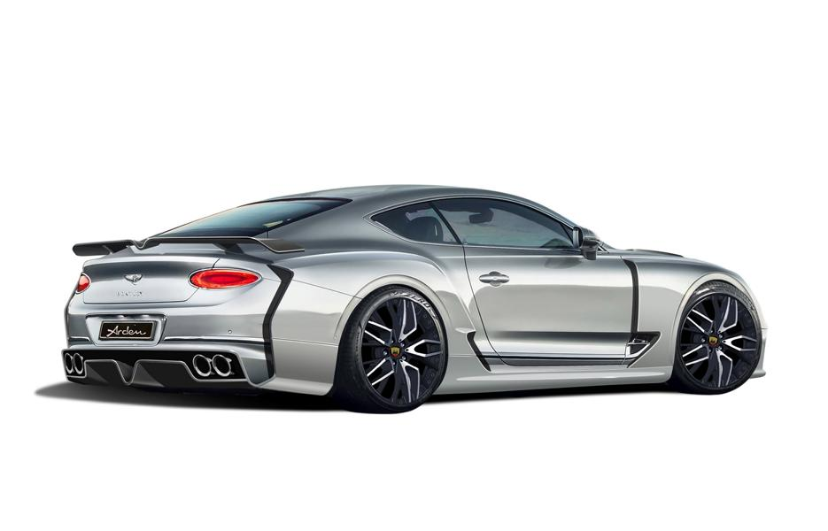 Bentley GT GTC 2019 Arden Bentley AB III Widebody 4 Bentley GT/GTC   2019 Arden Bentley AB III Widebody