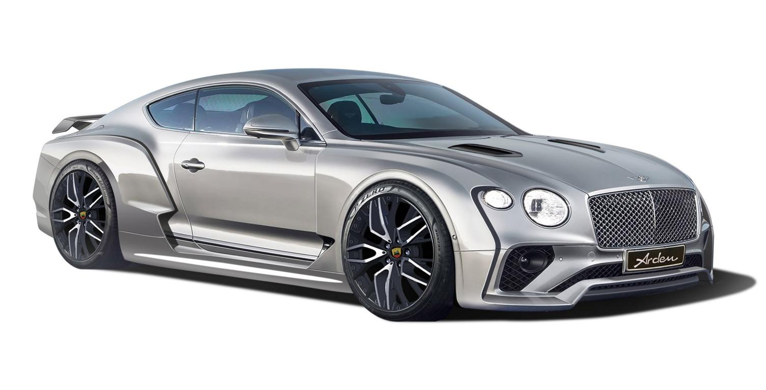 Bentley GT GTC 2019 Arden Bentley AB III Widebody Header Bentley GT/GTC   2019 Arden Bentley AB III Widebody