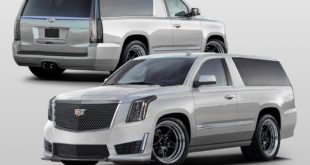Cadillac Escalade V Coupe Chevrolet Tahoe SS Tuning 1 310x165 750 PS Mietwagen? Hertz Chevrolet Camaro SS & ZL1 Coupe