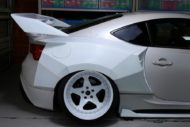 Camber Style Widebody Kit Toyota GT86 Coupe Tuning 8 190x127 Camber Style und Widebody Kit am Toyota GT86 Coupe