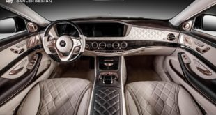 Carlex Design Mercedes Maybach S 650 Aurum Edition 1 310x165 G Ahoi   Carlex Mercedes G63 AMG Yachting Edition!