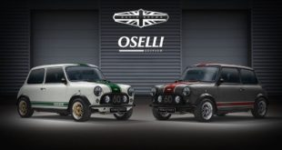 David Brown Automotive 2020 Oselli Edition Mini Remastered 1 310x165 David Brown Automotive 2020 Oselli Edition Mini Remastered