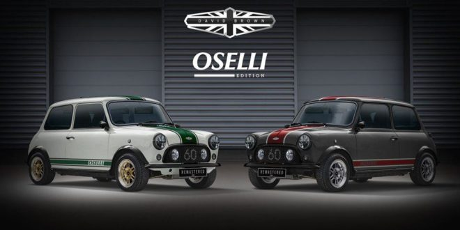 David Brown Automotive 2020 Oselli Edition Mini Remastered