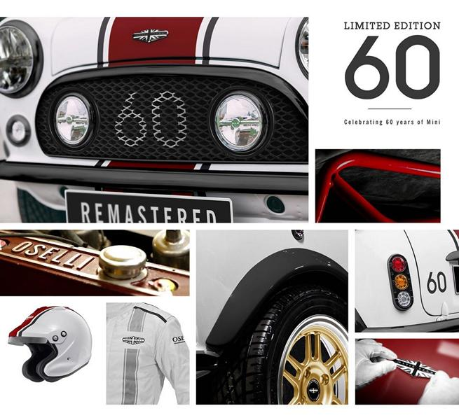 David Brown Automotive 2020 Oselli Edition Mini Remastered 6 David Brown Automotive 2020 Oselli Edition Mini Remastered