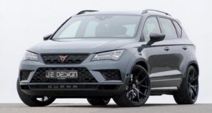 E Widebody Kit Cupra Ateca Seat Tuning 15 310x165 2020 Cupra Leon   spanischer Hot Hatch mit 306 PS!