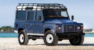 ECD automotive Land Rover Defender D110 V8 Tuning 1 310x165 PROJECT INVICTUS   Land Rover Defender 110 von ECD