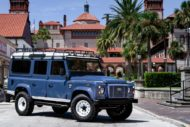 ECD automotive Land Rover Defender D110 V8 Tuning 9 190x127 Project A Layne: ECD automotive Defender D110 mit V8