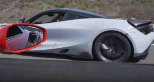 Ferrari 488 Pista vs. GT2RS u. 720S 310x165 Video: Evolve Stage 2 BMW M5 F90 Limo fährt 321 km/h