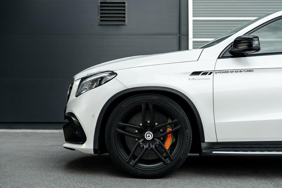 G Power Mercedes Benz GLE 63 S AMG C292 Tuning 1 Supersportler Power im SUV: G Power Mercedes GLE 63 S AMG