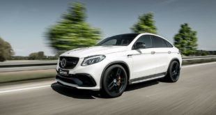 G Power 63 S AMG C292 Tuning 2 310x165 Supersport Power in the SUV: G Power Mercedes GLE 63 S AMG