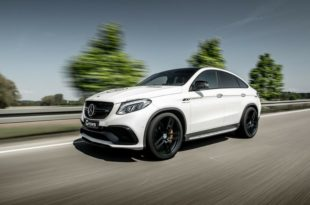 G Power Mercedes Benz GLE 63 S AMG C292 Tuning 2 310x205 Supersportler Power im SUV: G Power Mercedes GLE 63 S AMG
