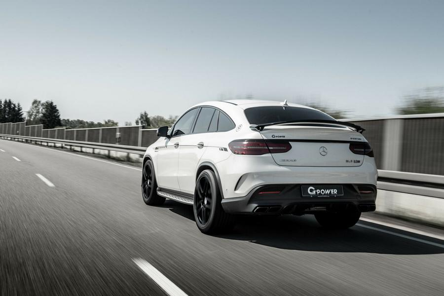G Power Mercedes Benz GLE 63 S AMG C292 Tuning 3 Supersportler Power im SUV: G Power Mercedes GLE 63 S AMG