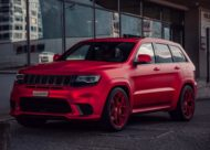Jeep Grand Cherokee Trackhawk HRE P201 Tuning 3 190x136 819 PS & 22 Zöller am Jeep Grand Cherokee Trackhawk