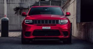 Jeep Grand Cherokee Trackhawk HRE P201 Tuning Header 310x165 819 PS & 22 Zöller am Jeep Grand Cherokee Trackhawk