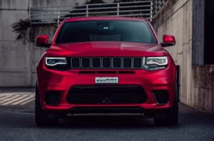 Jeep Grand Cherokee Trackhawk HRE P201 Tuning Header 310x205 819 PS & 22 Zöller am Jeep Grand Cherokee Trackhawk