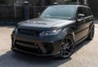 Kahn Widebody Range Rover Sport SVR Pace Car Tuning 3 110x75 Brutal: Kahn Widebody Range Rover Sport SVR Pace Car