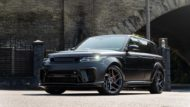 Kahn Widebody Range Rover Sport SVR Pace Car Tuning 4 190x107 Brutal: Kahn Widebody Range Rover Sport SVR Pace Car