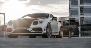 Mansory Bentley Continental GT Tuning ADV Header 310x165 Mansory Bentley Continental GT vom Tuner Creative Bespoke